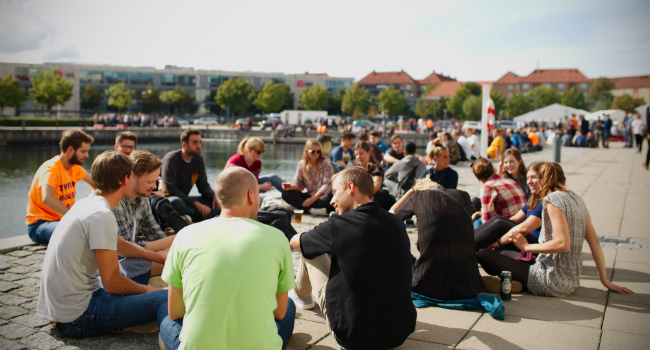 AAU CPH welcomes 1365 new students