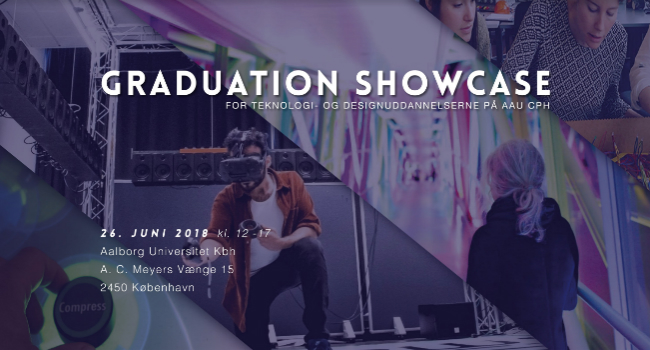 Graduation Showcase: Technology and Design Educations at AAU CPH