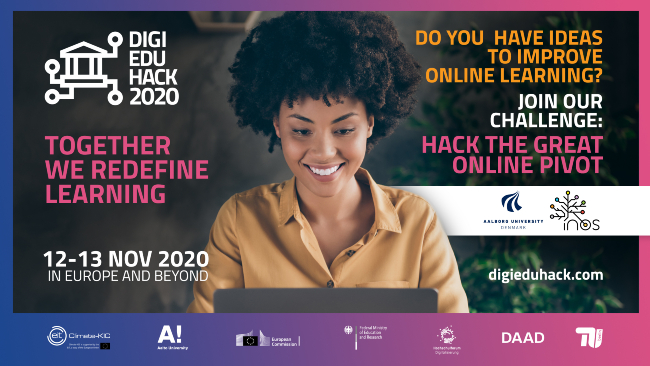 Online Hackathon: Hack The Great Online Pivot